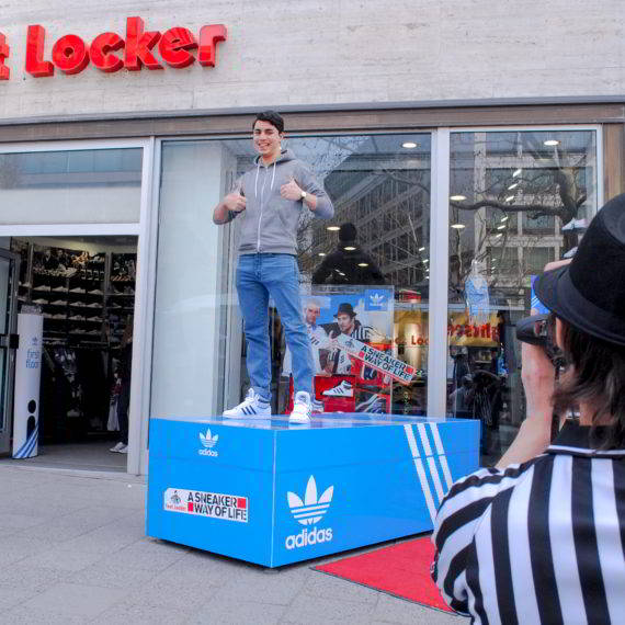 Foot Locker Teaser