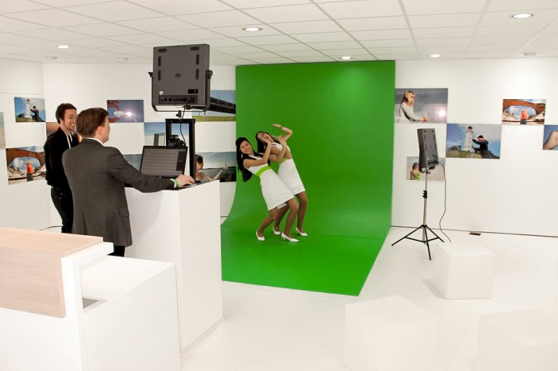 Messe Fotopromotion | Greenscreen | Škoda
