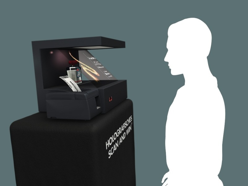 Aktionspotenzial Holografisches Scan And Win Modulvorstellung 09