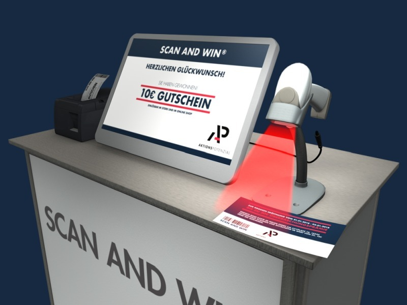 Aktionspotenzial Scan And Win Modulvorstellung 01