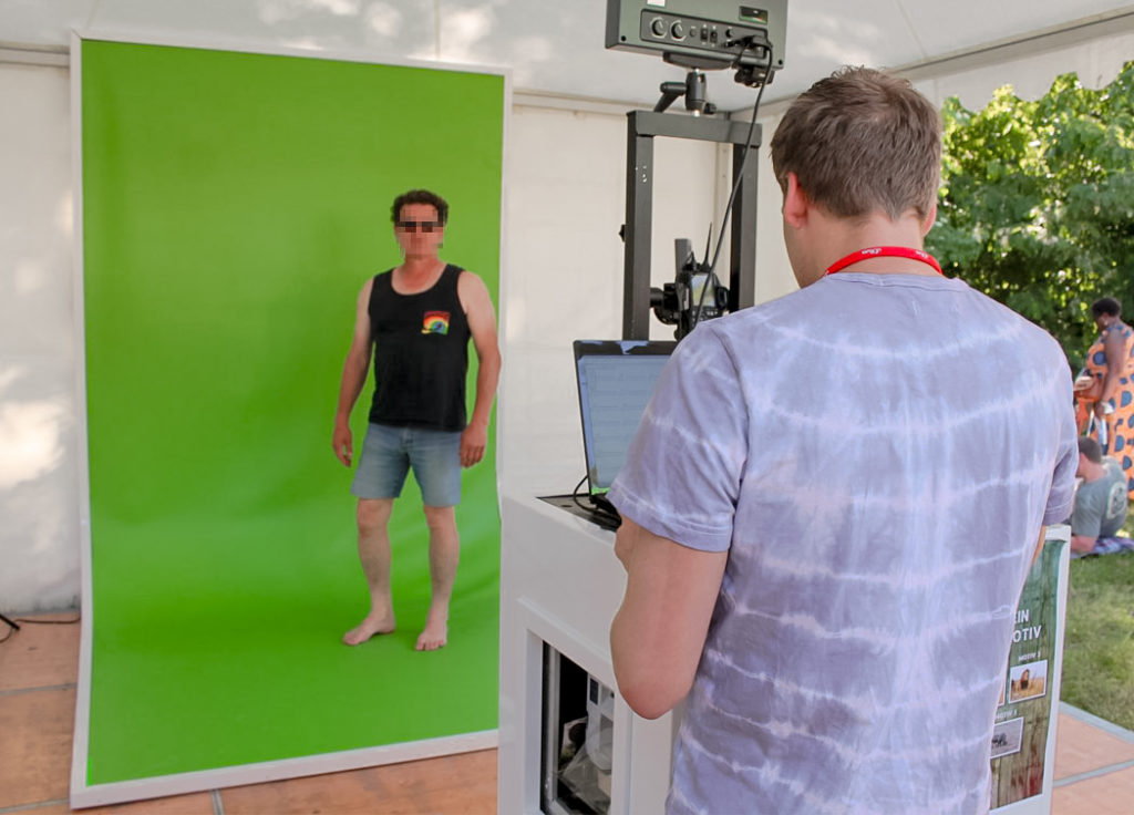 Greenscreen Promotion Festival